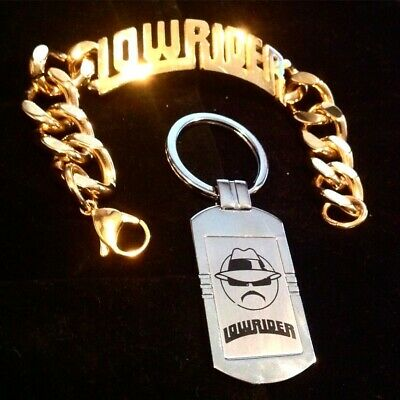 keychain ONLY lot 35 pcs BY LOWRIDER COLLECTION MADE IN USA BY LMJ AUTHENTIC