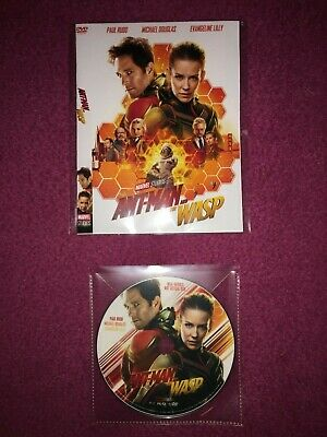 Ant-Man And The Wasp DVD