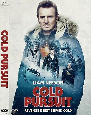 Cold Pursuit (2019) DVD