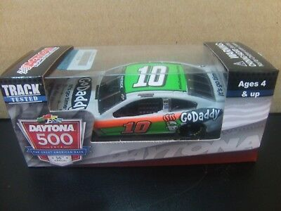 Danica Patrick 2014 Go Daddy #10 TEST CAR Chevy SS 1/64 NASCAR