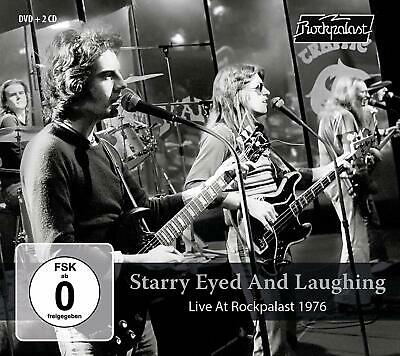 Starry Eyed And Laughing - Live At Rockpalast 1976  2 Cd+Dvd Neuf