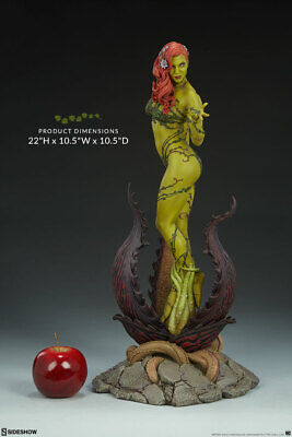 Sideshow Collectibles - Poison Ivy 1/4 Scale Premium Format Statue (DC, 2018)