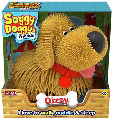 Ideal Soggy Doggy Friends Interactive Dizzy 2+ Years