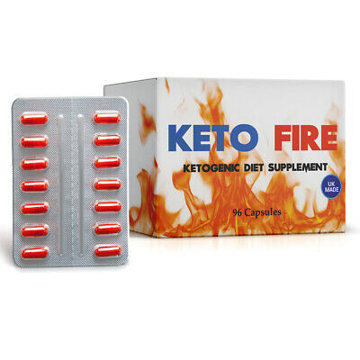 KETO Advanced Weight Loss Diet Pills Ketosis Supplements To Fat Burn Slimming