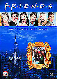 Friends: Complete Season 1 - New Edition [DVD] [1995] DVD, Very Good, , Maggie W