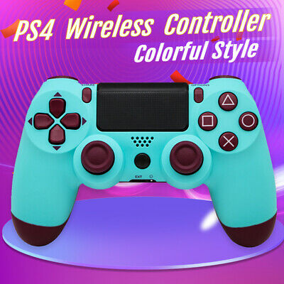 Wireless Controller Bluetooth 4.0 Dual Shock Joystick Gamepads for PlayStation 4