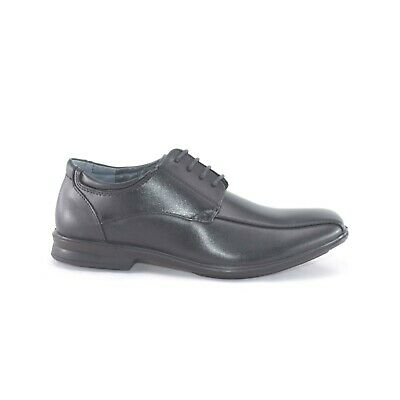 Carey Hush Puppies Dress shoe with comfort in Black colour
