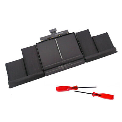 """95Wh A1494 Batterie For Apple MacBook Pro 15"""" Retina A1398 (Late 2013 Mid 2014)"""