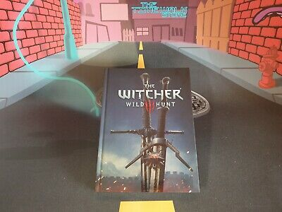 The Witcher 3 Wild Hunt Official Collector's Edition Strategy Guide