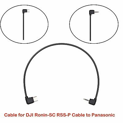 200MM Camera Control Cable for DJI Ronin-SC RSS-P Cable to Panasonic Cameras INS