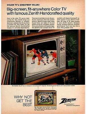 1967 PANASONIC SOLID State Battery Operated Television TV