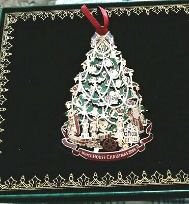 The White House Historical Association Christmas Ornament 2008