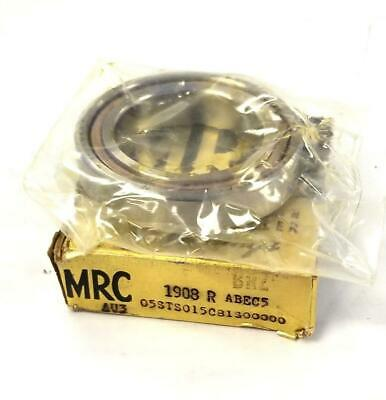 MRC 1908-R-ABEC5 Super Precision Roller Ball Bearing (2 Available)