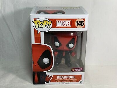 Funko Pop! Marvel Deadpool Dressed to Kill #145 Previews Exclusive