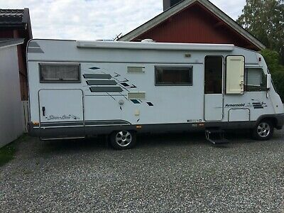 Camping-Car Hymer Star line 680