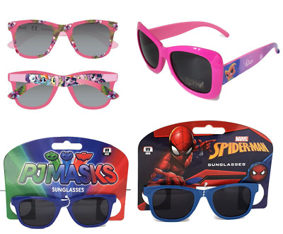 Kids Character Sunglasses PJ Masks Shimmer and Shine Spider-Man My Little Pony