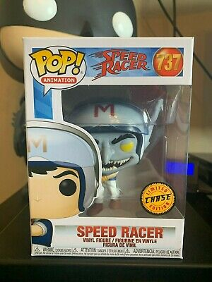 Funko POP! Animation Speed Racer Speed w/ Helmet Chase & Common - [PRE ORDER]