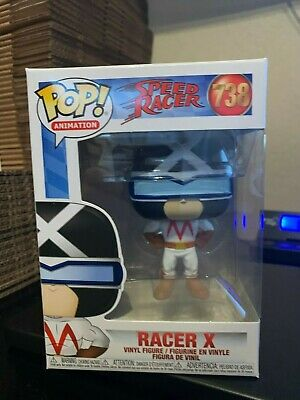 Funko POP! Animation Speed Racer Racer X - [PRE ORDER] - NEW