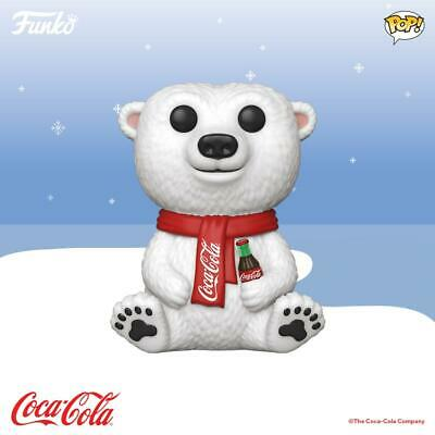 Funko POP! Ad Icons Coca-Cola Bear - [PRE ORDER] - NEW with Soft Protector