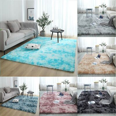Shaggy Rug Floor Carpet Living room Bedroom Area Rugs Soft Large Rug Home Decor-