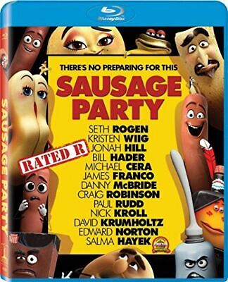 Sausage Party New Bluray