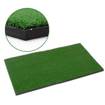 Backyard Golf Mat Golf Training Aids Outdoor and Indoor Hitting Pad O0L5