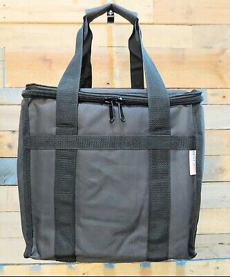 STAIN / WATER RESISTANT Insulated Food Delivery Bag/Pan Carriers CATERING BAG