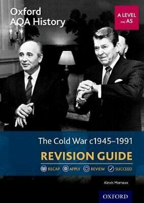 Oxford AQA History for A Level: The Cold War 1945-1991 Revision... 9780198432531