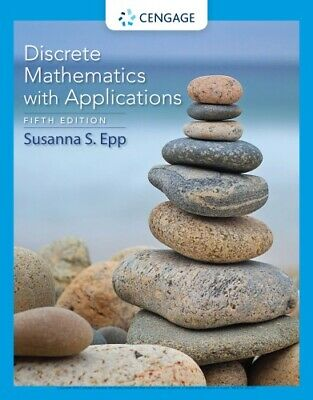 [PÐF] Discrete Mathematics with Applications 5th Edition (2019) By Susanna S.Epp