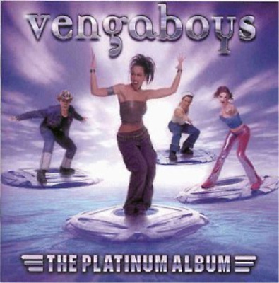 Vengaboys-Platinum Album CD NEW