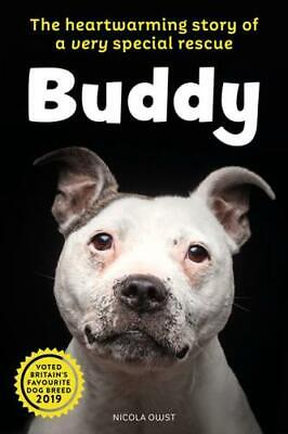 Saving Buddy by Nicola Owst (author)