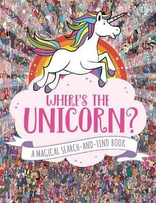 Where's the Unicorn? by Paul Moran (artist), Simon Ecob (artist), Stuart Tayl...