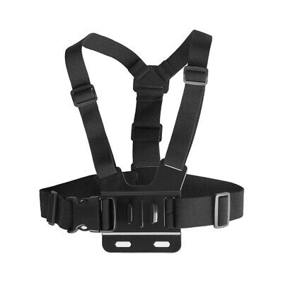 Ceinture thoracique Ceinture For Go pro Session/4/3/HD Sports Action Camera