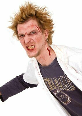 Prosthetic Wounds - Rage - Halloween Fancy Dress Theatre Mask Accessory