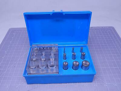 Lyon Industries 2339-5050 Punch and Die Set T143011
