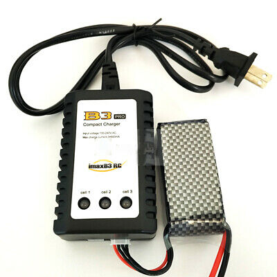 High Quality Balance Charger for 2S 3S 7.4V 11.1V Lithium LiPo Battery Charging