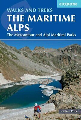 Walks and Treks in the Maritime Alps The Mercantour and Alpi Ma... 9781852848453