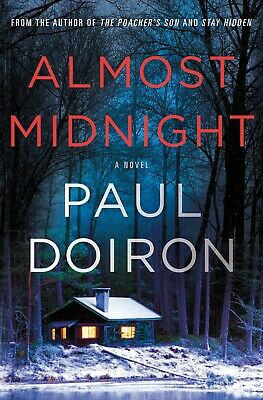 Almost Midnight: A Novel by Paul Doiron (2019, digital)