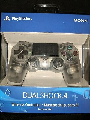 PS4 DualShock 4 Crystal Wireless Controller |BRAND NEW SEALED AUTHENTIC OFFICIAL