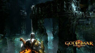 God of War 3 Sony Playstation PS4 Hits Game 18+ Years