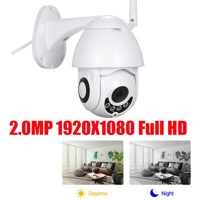 IP Camera Onvif WiFi 2MP HD 1080P Dome CCTV Security NetCam IP66 ONVIF UK C3K6