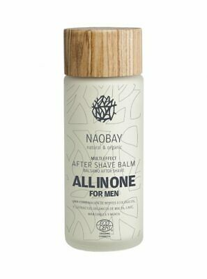 ALL IN ONE FOR MEN, Multi Effect After Shave, NAOBAY