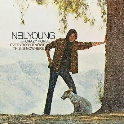 Neil Young - Everybody Knows This Is Nowhere (Re Nuovo CD
