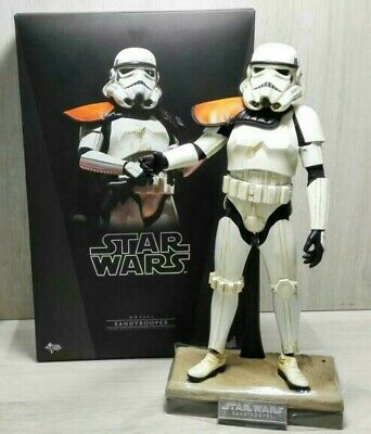 Hot Toys Sand trooper Star Wars  Episode 4 Figure 1/6 Figure Movie Masterpiece