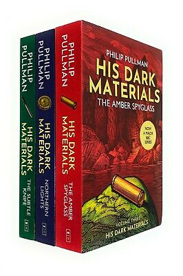 His Dark Materials Wormell slipcase by Philip Pullman New Paperback Book