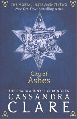 The Mortal Instruments 2: City of Ashes by Cassandra Clare 9781406362176