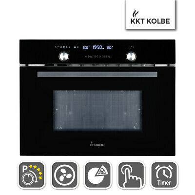 Four à micro-ondes, multigarder intégrable 60cm, gril combiné, air chaud, inox