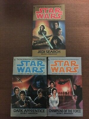 Star Wars: The Complete Jedi Academy Trilogy (Legends)