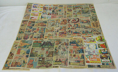 1980s Hostess Ad Collection ~ Lot of 33 ~ SUPERMAN, BATMAN, SPIDER-MAN, more
