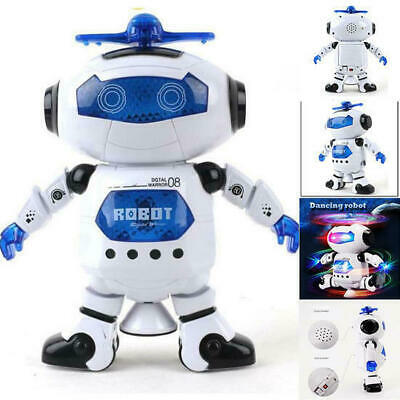 AU Toys For Boys Dancing Robot Kids Toddler 3 4 5 6 7 8 9 Year Old Age Cool Gift